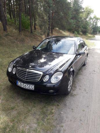 Mercedes E200 W211 2,2CDI 136km