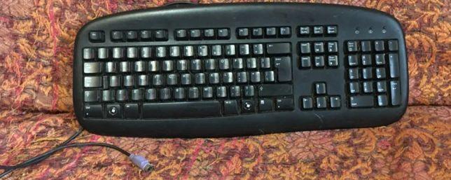 Клавиатура компьютерная ps2