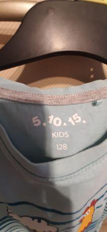 T-shirty chłopięce 128 i 134 F&F i 51015