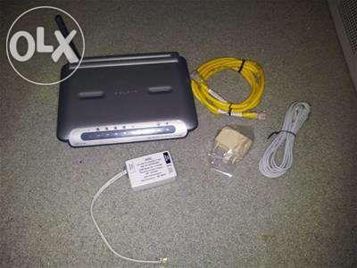 Modem Router Wireless Belkin G