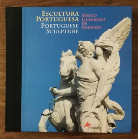 escultura portuguesa, sérgio guimarães de andrade, ctt correios