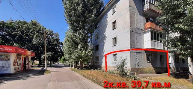 2х кв.ул. Святкова 20 (Ленина) Зеленодольск в самом  центре эко города