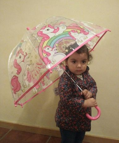 Guarda-chuva criança