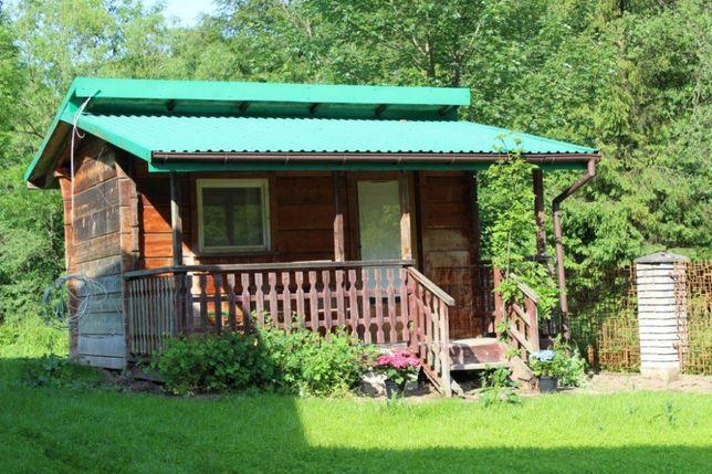 Domek z bali,drewniany, letniskowy,ogrodowy,altanka, izolowany, taras