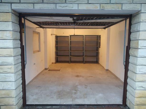 Garaż murowany z podjazdem i prądem STRZEŻONY Żelechowo, Gołębia