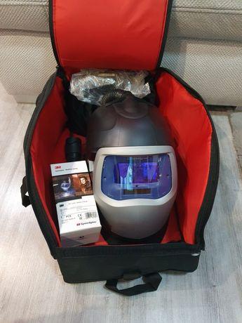 Maska spawalnicza 3M Speedglas 9100 Adflo nowe
