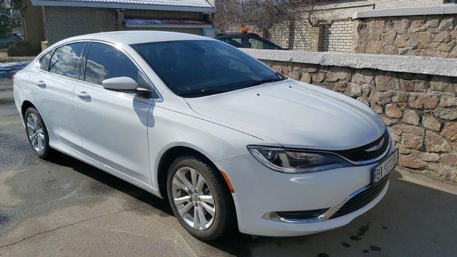 Chrysler 200 Limited 2016 НЕ БИТ