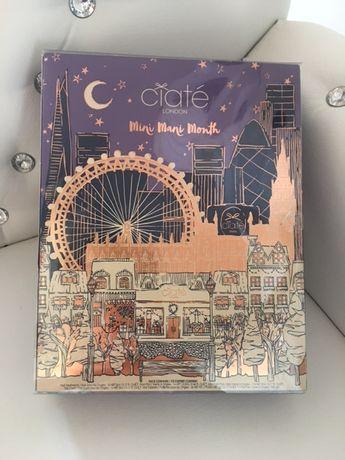 Kalendarz z Lakierami do Paznokci z Londynu