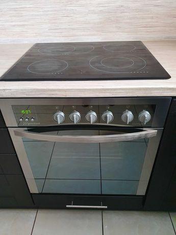 Piekarnik elektryczny z płytą elektryczną