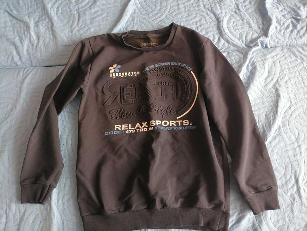 Bluza chłopięca sportowa