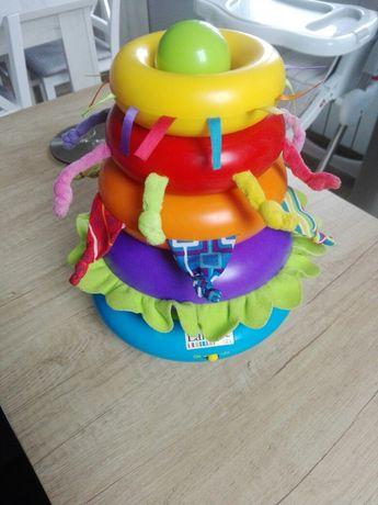 Zestaw zabawek dla dzieci, sorter, wieża, kula