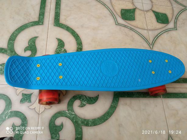 Скейт дитячий на 7-12 років