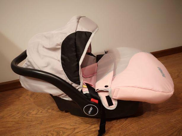 Nosidełko fotelik samochodowy dla dziecka stan bdb