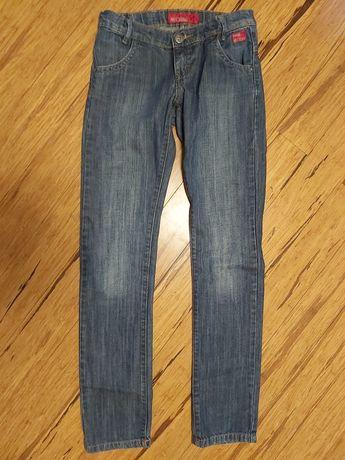 Spodnie jeansy 164