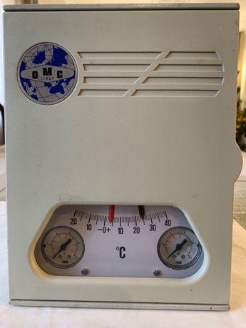 Регулятор температуры показывающий пневматический