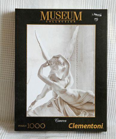 Puzzle 1000 Clementoni Muzeum Collection Louvre CANOVA  69 x 50 cm