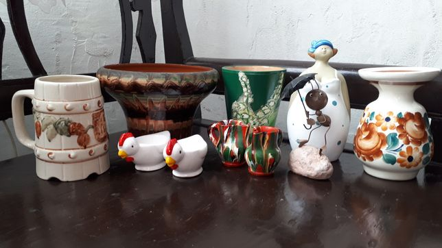 Ceramika, fajans