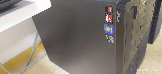 Производительный Блок 4 ядра А8 3.2-3.9/8/Radeon R7  Цена 13000 р