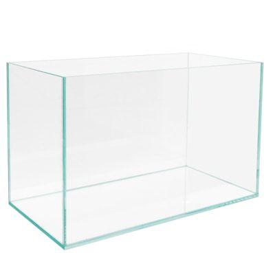 Akwarium proste 50x30x40 - 60 litrów OPTIWHITE