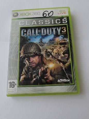 Call of Duty 3 gra na xboc 360