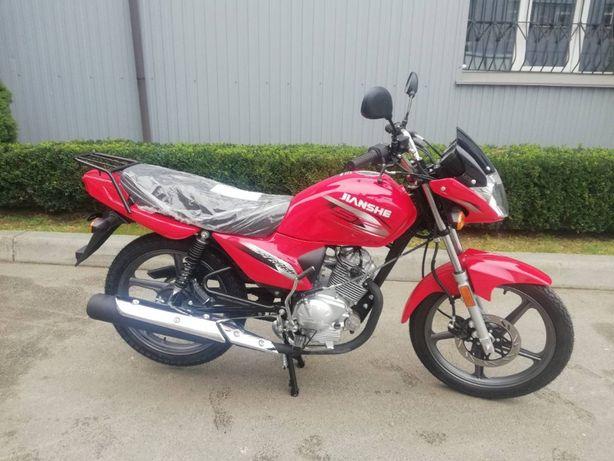 НОВЫЙ мотоцикл JIANSHE 150