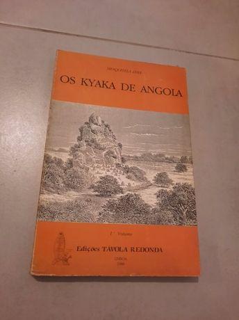 Os Kyaka de Angola (portes grátis)