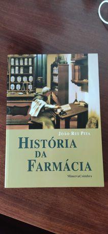 """Livro """"História da Farmácia"""", João Rui Pita"""