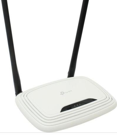 Router Tp-link Tl-wr841n 300 (Mbps) - 802.11n