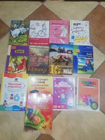 Sprzedam zestaw książek dla dzieci