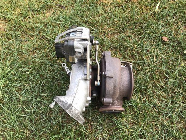 Turbo turbina turbosprezarka bmw e60 e90 GT2260 2,5d 3.0d