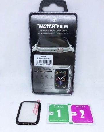 película de vidro 3D para Apple Watch 38