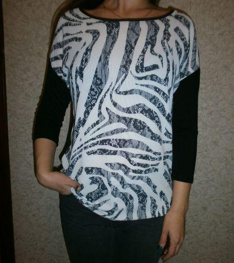 Джемпер(блуза,реглан) р M-46