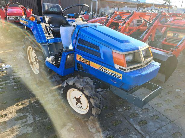 Mini traktor ciągnik iseki, super stan! 4x4