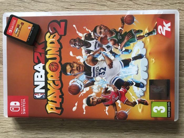 NBA Playgrounds 2 Nintendo Switch Warszawa - image 1