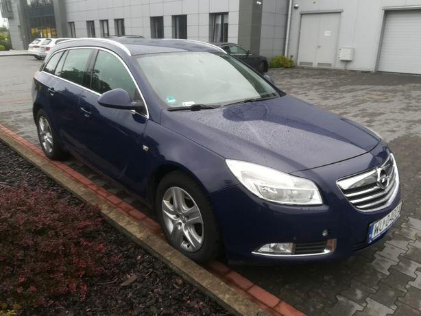 Opel Insygnia 2013 Navi