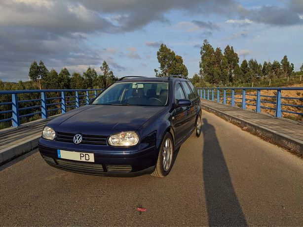 Volkswagen Golf IV Variant Highline 1.9 TDI