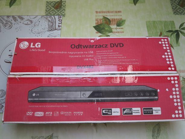 LG - Odtwarzacz DVD.
