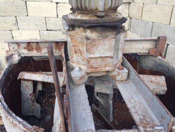 Бетономишалка, бетонозмішувач