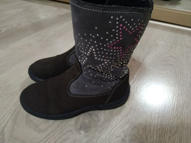 Взуття осіннє, чобітки, боти, сапожки, 29р для дівчинки