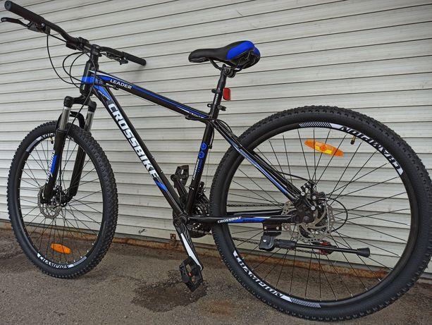 Велосипед 29/26 Krossbike/Shimano/дисковые тормоза/горный/спортивный