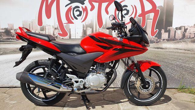 Honda CBF 125 / Niski przebieg / na Kat. B / Import Niemcy