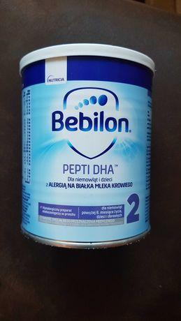 Mleko Bebilon pepti dha 2. Wysyłka. 15 szt.