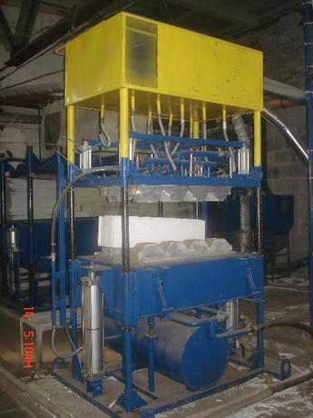 Линия по производству пенополистирола и термоблоков