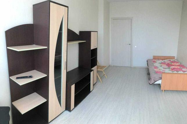Однокомнатная квартира под сдачу и для жизни. Новый дом