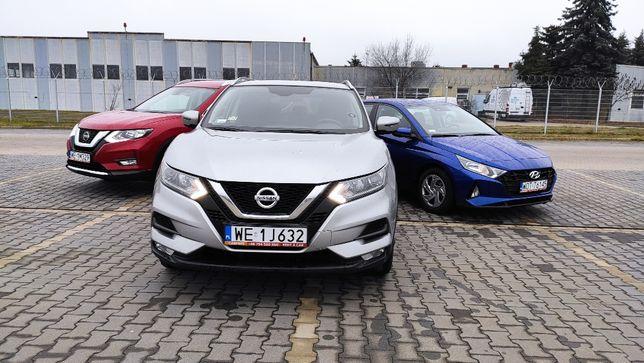 Wypożyczalnia/wynajem samochodów lotnisko Szwederowo Bydgoszcz