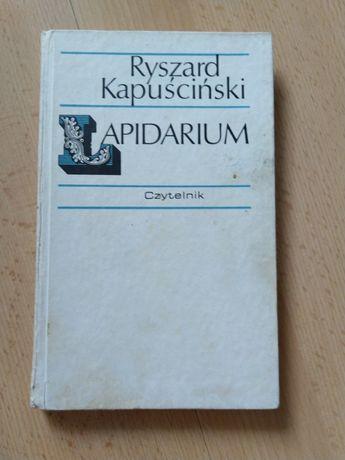 Ryszard Kapuściński - Lapidarium