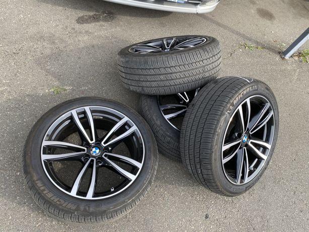 BMW 7 G11 G30 G 32 колеса, шины, диски в сборе 647 М style
