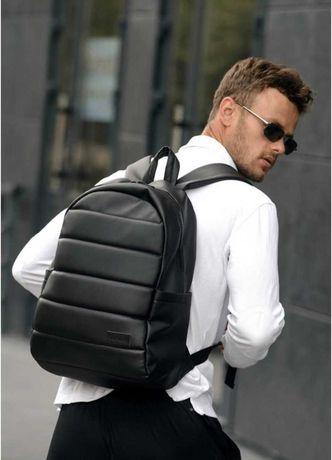Школьный, повседневный, прогулочный черный мужской рюкзак