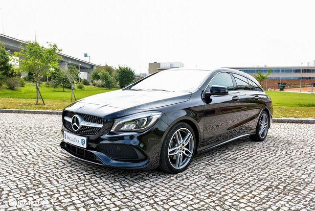 Mercedes-Benz CLA 180 D AMG-Line Shooting Brake