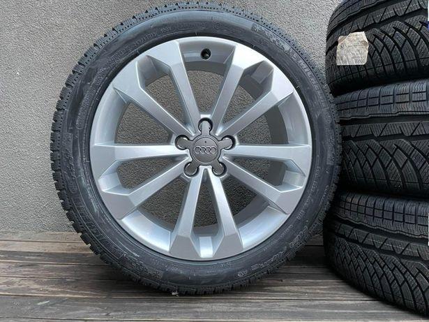 Oryginalne koła 245/45R18 8R0 Audi A6 C6 C7 5x112 Michelin zima